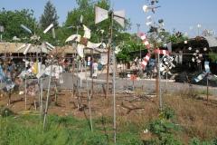 in ram-on (israel), mai 2011,